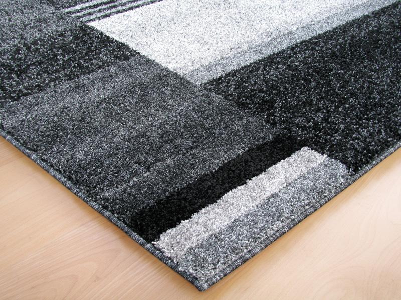 Dywany nowoczesne szare